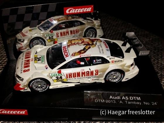 Audi A5 Iron Man 3