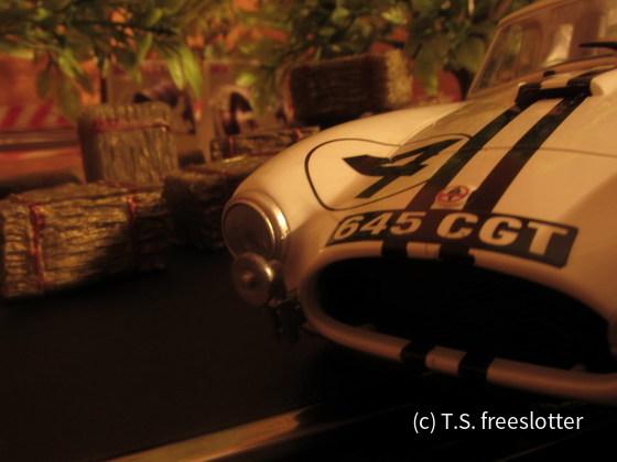Shelby Cobra 289 auf dem Hunsrückring