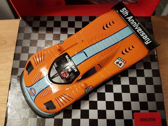 Mosler MT900R NSR Racing Team S. Noviello 5th Anniversary #64 Limited Edition