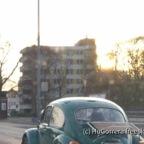 VW Käfer Kofferbrücke