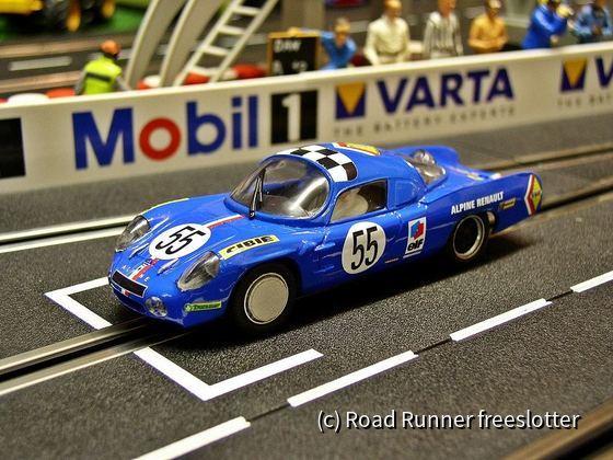 Scalextric Alpine Renault A210, Le Mans 1968
