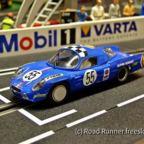 LeMans'68, Scalextric Alpine Renault A210