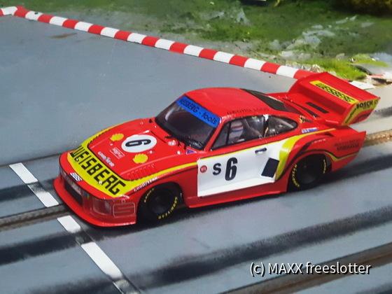 Porsche 935 GELO Racing