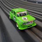 Simca grün BRM