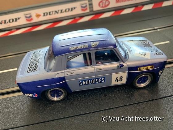 """R8 Gordini #48 """"Gauloises"""" - 014"""