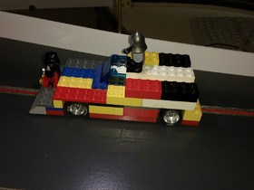 Lego Chassis