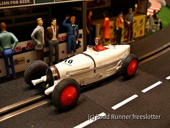 Pink Kar Bugatti Type 59
