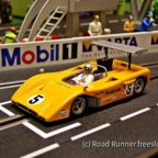 CanAm '69, GTM McLaren M8B, Denny Hulme