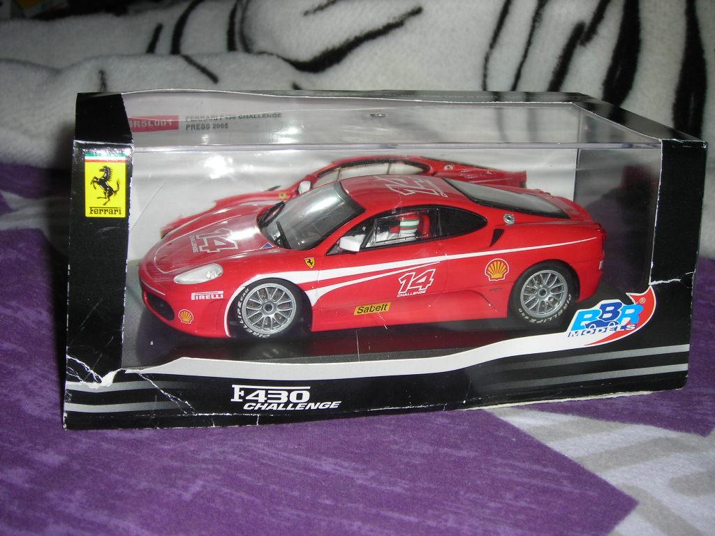 BBR Ferrari 430 #14