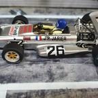Policar March 701 - #26 - Jean-Pierre Jarier - Monza GP 1971