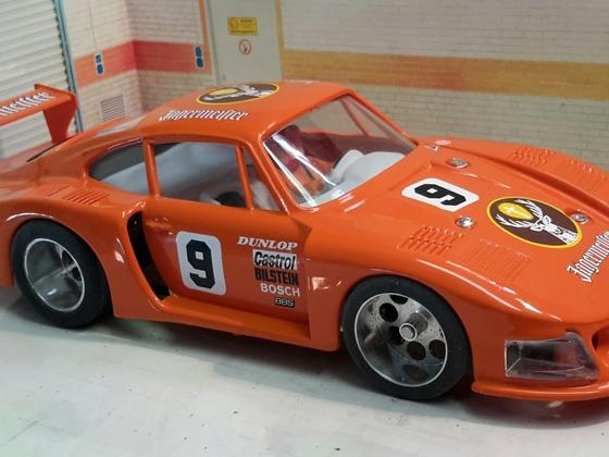 Porsche Moby Dick Slotclassics