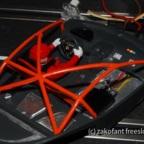 Modifizierter Carrera 124 F 599XX