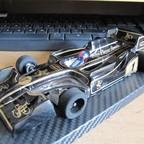JK Open Box JPS Lotus Emerson Fittipaldi