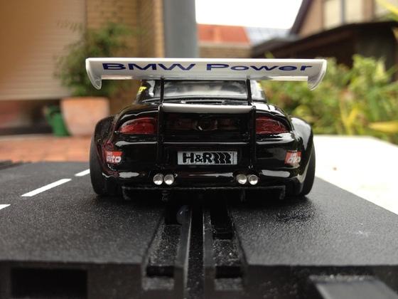 Projekt Cartrix BMW Z3 M GT Evolution