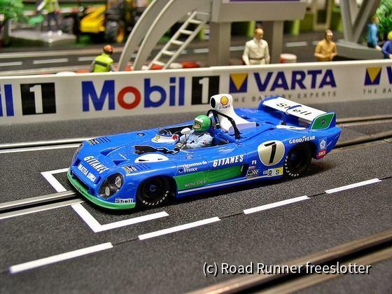 Le Mans Miniatures, Matra-Simca MS670B, Le Mans 1974