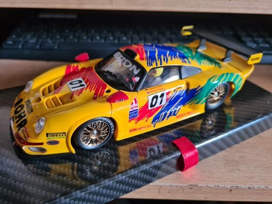 BRM Porsche 911 GT 1 Rohr #01