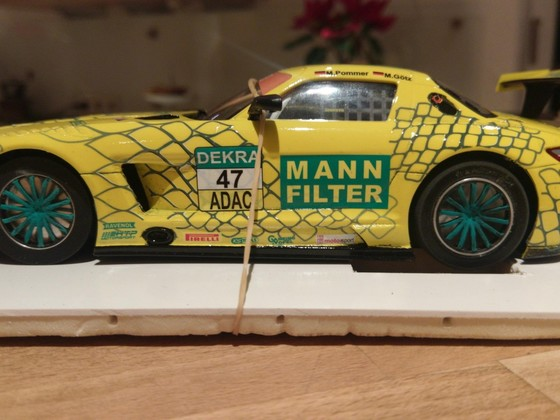 Mannfilter Gt3