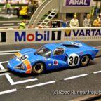 1967, Le Mans Miniatures, Matra-Simca MS 630, Le Mans 1967