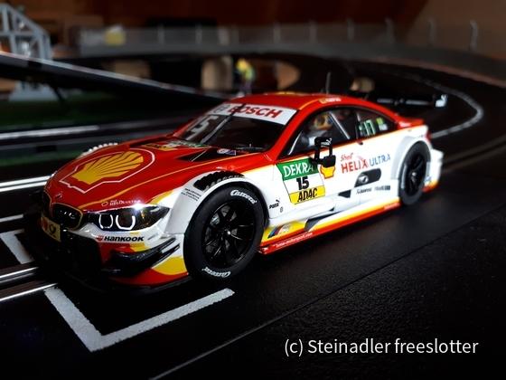 Carrera 30856 - BMW M4 DTM A. Farfus, No.15