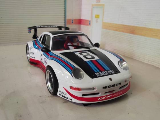 PORSCHE GT2 W3