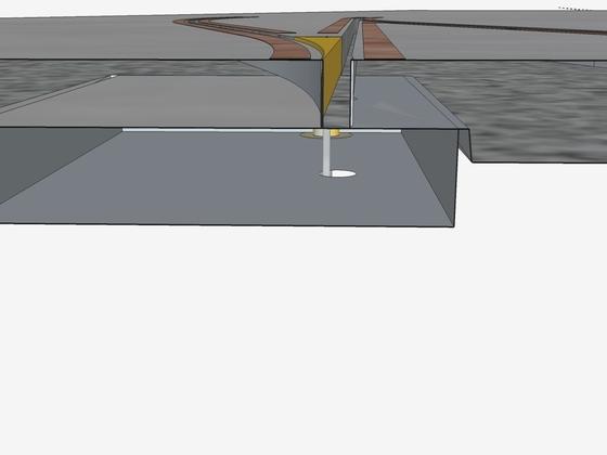 SpurwechselModulSchnitt