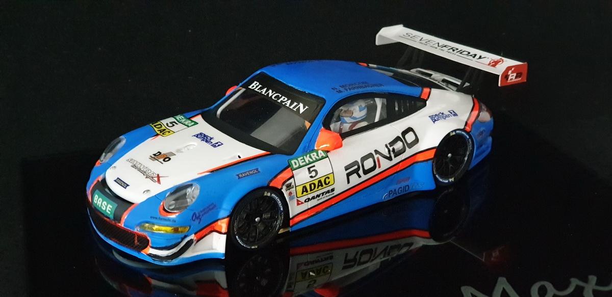 Farnbacher Porsche 997