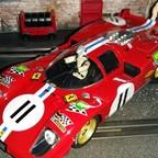 Fly Ferrari 512 S coda lunga