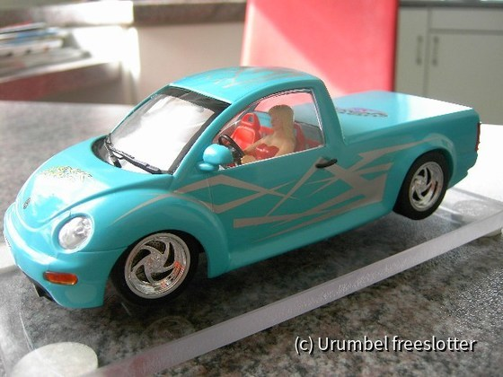 Beetle Pick up 1:24