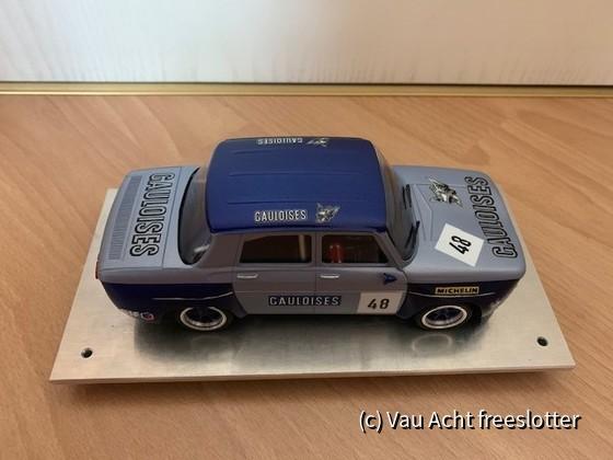 """R8 Gordini #48 """"Gauloises"""" - 006"""