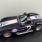 Silverline Maserati 450S Cuba GP 1958 Winner J.M. Fangio