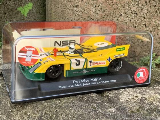 NSR Porsche 908/3 Le Mans 1972