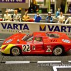GTM Alfa Romeo Tipo 33/2, Daytona 1968