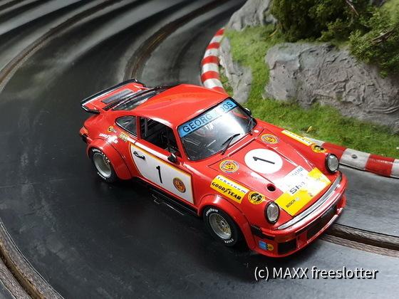 1:24 Porsche 934 RSR Gelo Racing