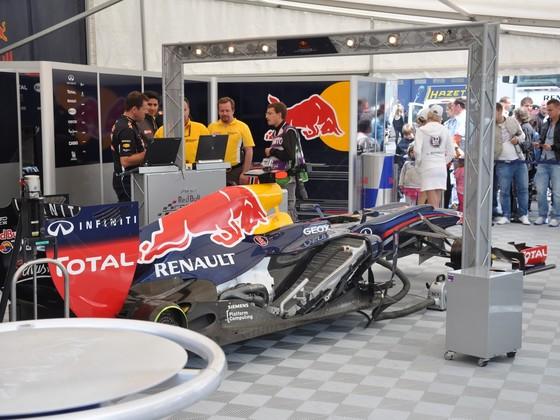 Renault Formel RB
