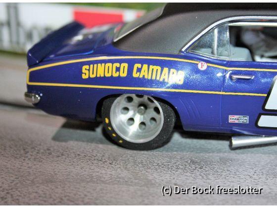 BRM 124 Camaro Sunoco