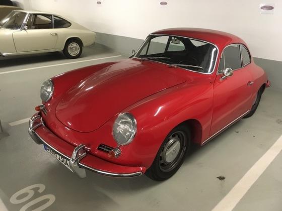 Porsche C 1