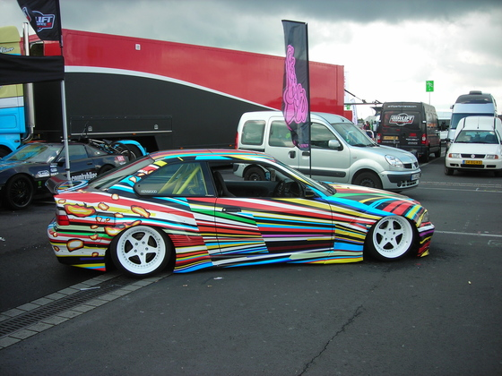 BMW 3er Art Car