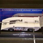 CanAm '69, Strombecker Chaparral 2H, Mid-Ohio, John Surtees
