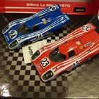 24h Le Mans 1970 - Porsche KG Salzburg Team - LIMITED EDITION