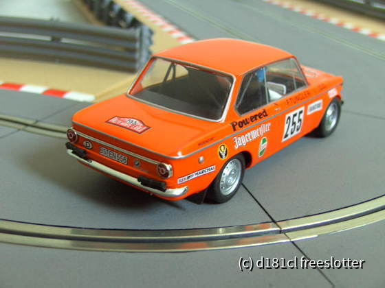 Spirit: 601307 - BMW 2002 Ralley - Jägermeister