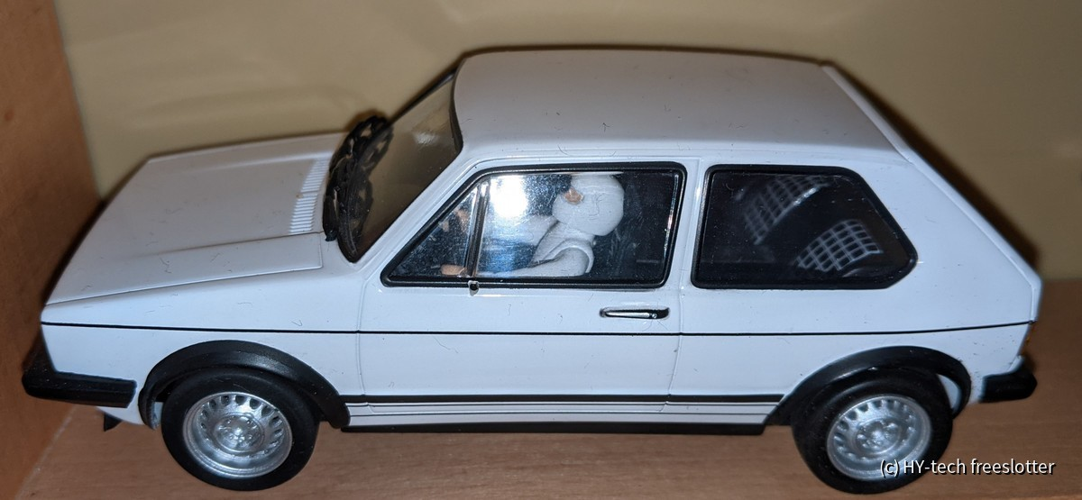 Spirit VW Golf GTI