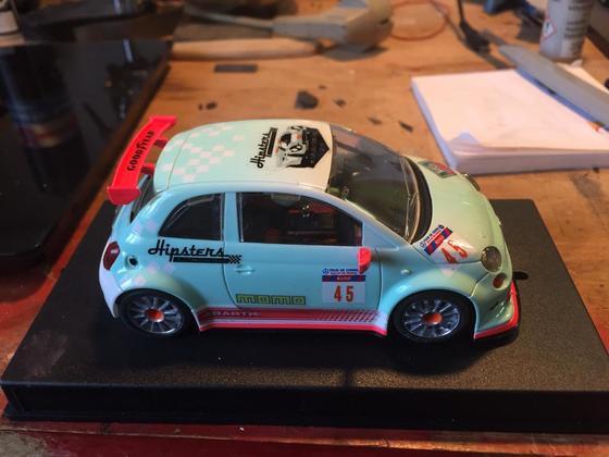 Fiat 500 NSR