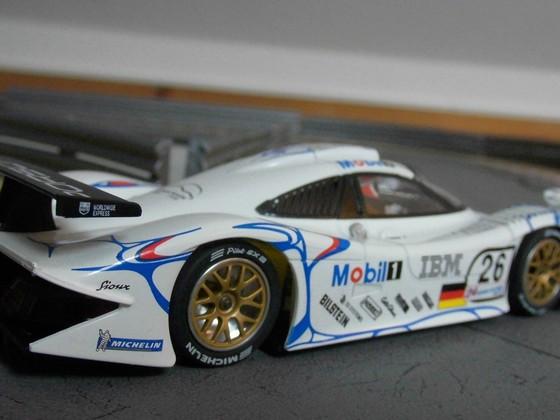Slot.it: SICW13 - Porsche 911 GT1-evo98 - LeMans Winner 1998