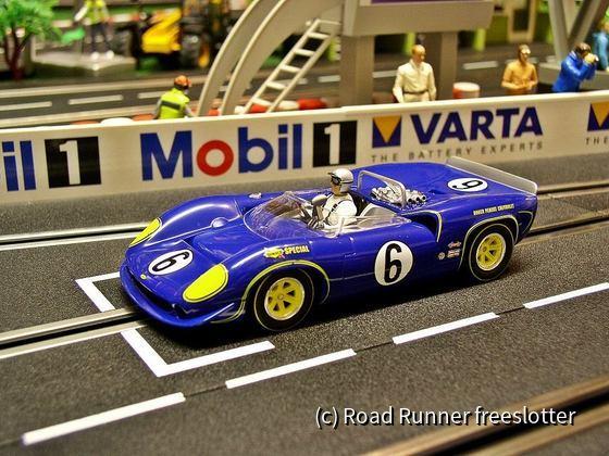 CanAm '66, Revell Lola T70 MkII, Mark Donohue