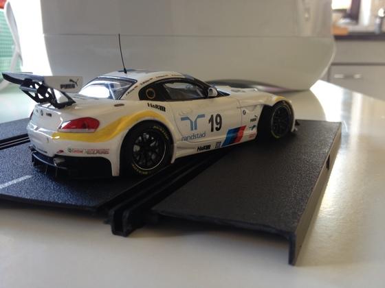 BMW Z4 GT3 Schubert Motorsport 2012