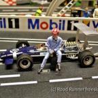 F1 '68, Scalextric Lotus 49B, Brands Hatch, Jo Siffert