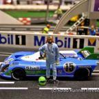 1972, SRC Matra MS 670, Le Mans 1972, Henri Pescarolo