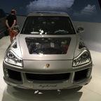 165 Porsche Cayenne Hybrid Architekturfahrzeug