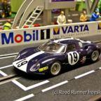 LeMans'68, Racer Ferrari 250LM, Vestey Racing