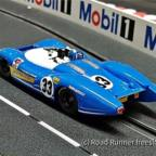 1969, Le Mans Miniatures, Matra-Simca MS650 Longue, Le Mans 1969